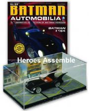 DC Batman Automobilia Collection #22 Batman #164 Batmobile Eaglemoss